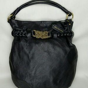 Aqua Madonna Bucket Style Handbag
